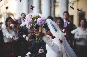 Esküvő a koronavírus idején.