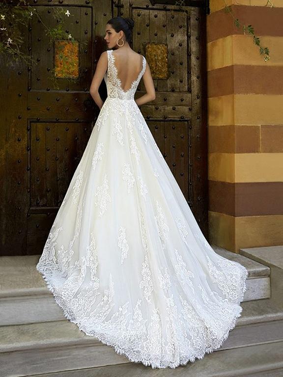 Cosmobella menyasszonyi ruha 8051